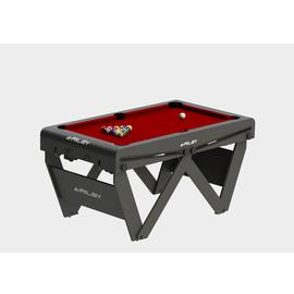 Riley 5ft W Leg Folding Pool Table