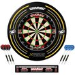 more details on Winmau Blade 5 Board and Xtreme Surround Set