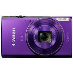 Canon IXUS 285 20.2MP 12x Zoom Camera - Purple