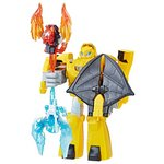more details on Transformers Rescue Bots Knight Watch Bumblebee.