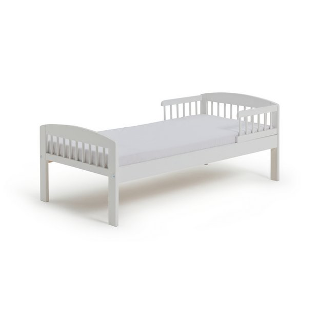 Buy Argos Home Jesse Toddler Bed Frame White Kids Beds Argos
