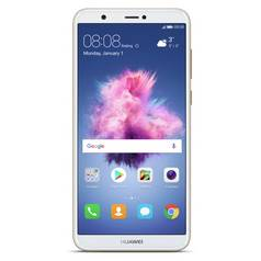 SIM Free Huawei P Smart 32GB Mobile Phone - Gold