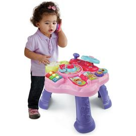 VTech Little Star Activity Table - Pink