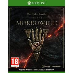 The Elder Scrolls Online: Morrowind Xbox One Game