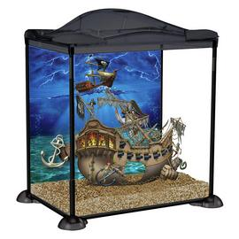Marina Pirate Fish Tank - 17 Litres