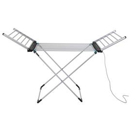 Minky Wing 12m Heated Clothes Airer with Cover