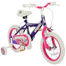 Pedal Pals 14 Inch Butterfly Kids Bike