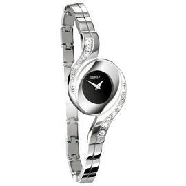 Seksy Ladies' 4882 Black Dial Bracelet Watch