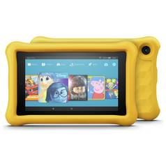 Amazon Fire 7 Kids Edition 7 Inch 16GB Tablet - Yellow
