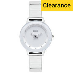STORM Ladies' Exclusive Silver Tone Watch
