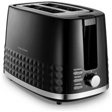 Morphy Richards 220021 Dimensions 2 Slice Toaster - Black