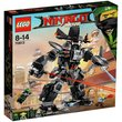 more details on LEGO Ninjago Movie Hammerhead Shark Mech - 70613