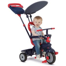 smarTrike 4 in 1 Vanilla Tricycle - Navy