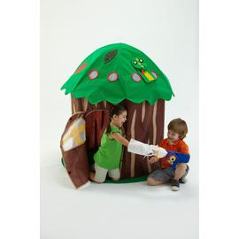 Bazoongi Puppet Play Tent