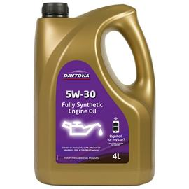 Daytona 5W30 Fully Synthetic Engine Oil 4L