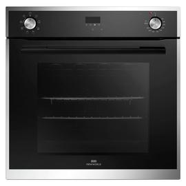 New World NWCMBOB Built In Single Multifunction Oven - Black