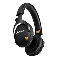 Marshall Monitor Over-Ear Wireless Headphones - Black