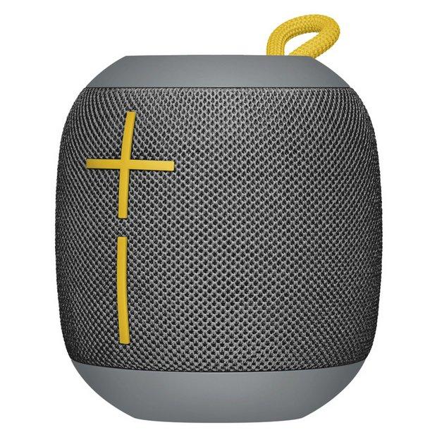 Buy Ultimate Ears WONDERBOOM Bluetooth Portable Speaker - Grey  0b84f32041a05