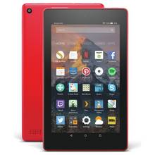 Amazon Fire 7 Alexa 7 Inch 8GB Tablet - Punch Red