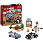 more details on LEGO Juniors Cars Willy's Speed Training - 10742.