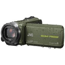 JVC GZ-R435 Full HD Camcorder - Green