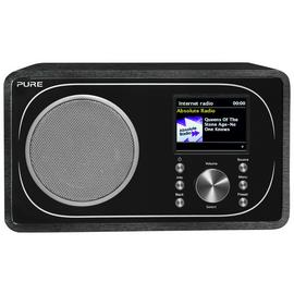 Pure Evoke F3 Internet DAB Radio - Wood