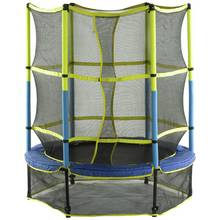 Upper Bounce 55Inch Kid-Friendly Mini Trampoline & Enclosure