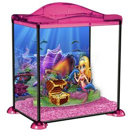 Marina Mermaid Fish Tank - 17 Litres
