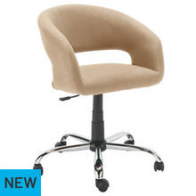 HOME Fabric Tub Style Office Chair