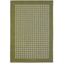 County Gingham Rug - 120x170cm - Sage