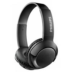Philips SHB3075 Wireless On-Ear Headphones - Black