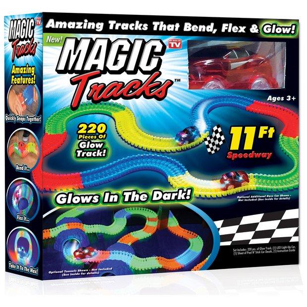 Buy Magic Tracks Starter Set Toy Cars Vehicles And Sets Argos