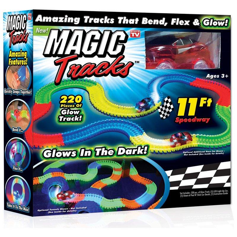 Magic Tracks Starter Set from Argos