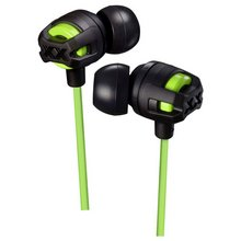 JVC Xtreme Xplosives In-Ear Headphones - Green