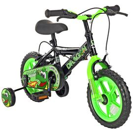 Pedal Pals Dragon 12 inch Wheel Size Kids Bike