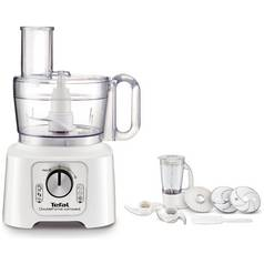 Tefal Double Force Compact 2 Food Processor - White