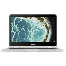 Asus C302 12.5 Inch 4GB 64GB M3 Chromebook - Silver