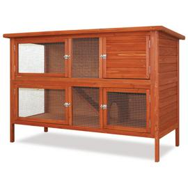 Petface Double Rabbit Hutch.