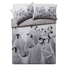 HOME Penguin Party Bedding Set - Double