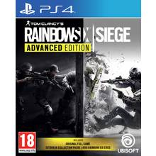Rainbow Six Siege Advanced Edition PS4 Game