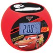 more details on Disney Cars Lightning McQueen Digital Projection Alarm Clock