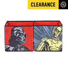Star Wars Canvas Box