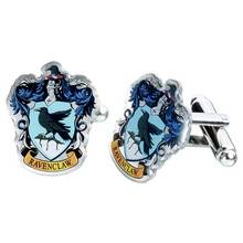 Harry Potter Ravenclaw Crest Cufflinks.