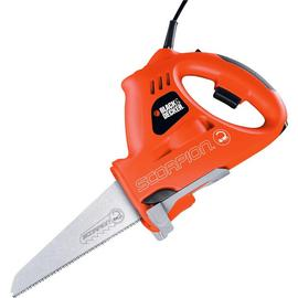 Black & Decker Scorpion Multifunction Saw - 400W