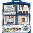 more details on Dremel 100 Piece Accessory Set.