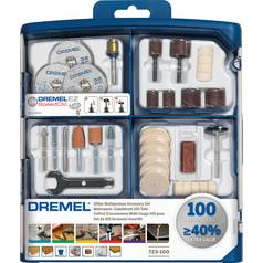 Dremel 100 Piece Accessory Set