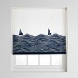 more details on Collection Waves Moisture Resistant Blind - 4ft - Multi.
