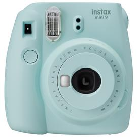 instax Mini 9 Camera with 10 shots - Ice Blue