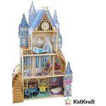 more details on Kidkraft Disney Princess Cinderella Royal Dream Dollhouse.
