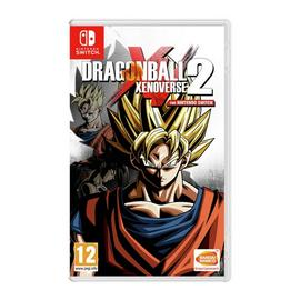Dragon Ball Xenoverse 2 Nintendo Switch Game
